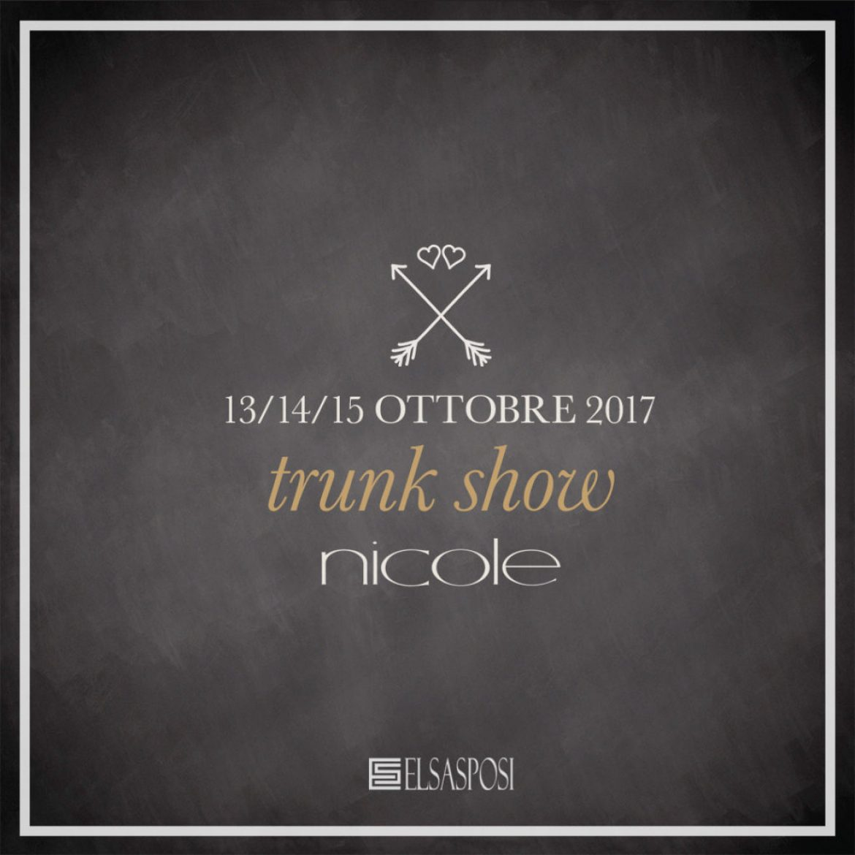 Trunk Show Pronovias 2017