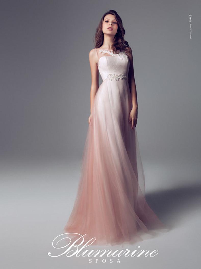 Collezione Blumarine sposa 2014 c66e2783ee2