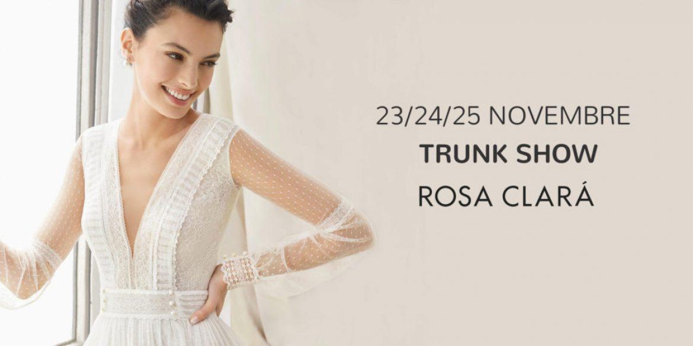 Novembre Trunk Show Rosa Clara